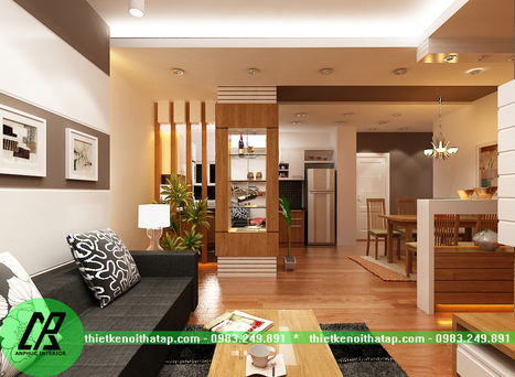 Thiết kế nội thất An Phúc, chuyên thiết kế nội thất chung cư, nhà phố | danggiaauto | Scoop.it