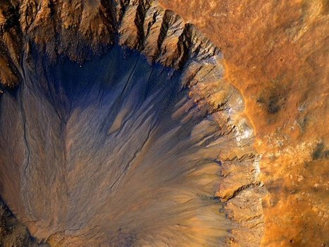Impacts Might Have Made Ancient Mars Briefly Hospitable to Life | Geology | Scoop.it