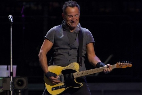 "Bruce Springsteen joue l'intégralité de l'album ""The River"" en concert à Paris - RTL2 