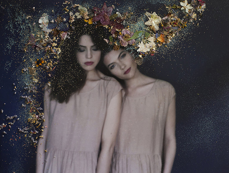 Quand les arts plastiques infiltrent la photo de mode | Bouche à Oreille | Scoop.it