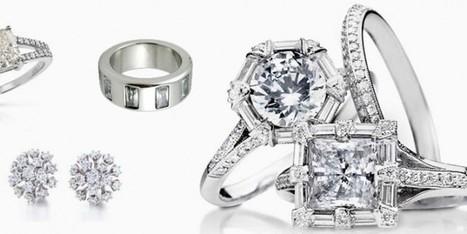 Designing your Own Diamond Jewelry, Loose Diamonds – Get Me Earnings   Beautiful Jewellery   Scoop.it