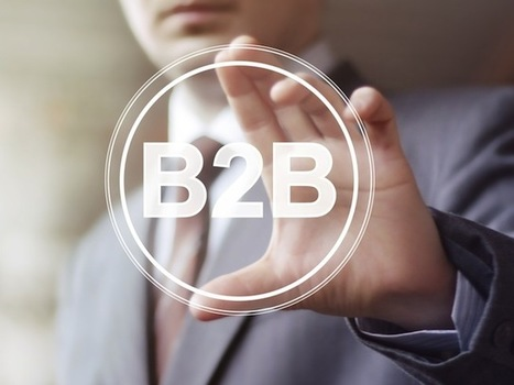 How Are B2B Marketers Rethinking the Customer Journey? | MarketingHits | Scoop.it