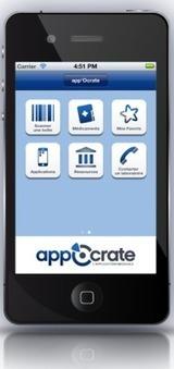 app'Ocrate, l'application médicale pour les professionnels de santé   De la E santé...à la E pharmacie..y a qu'un pas (en fait plusieurs)...   Scoop.it