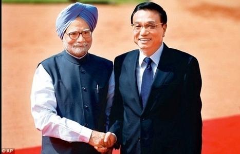 王毅会见印度外长库尔希德| glObserver Global Economics | glObserver Asia | Scoop.it