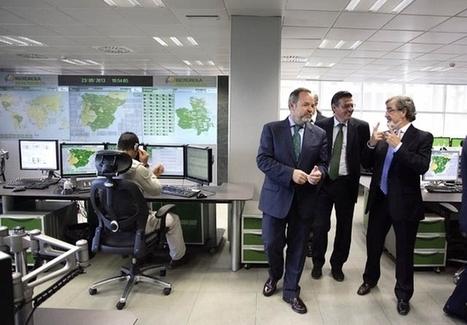 Desde Toledo se controlan 6.000 molinos de energía eólica de 8 países - La Tribuna de Toledo   Energía y Renovables   Scoop.it