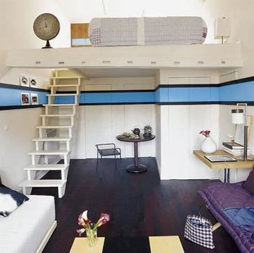 5 Tips for Decorating a Small Studio Apartment - Freshome | Selectaonline | Scoop.it