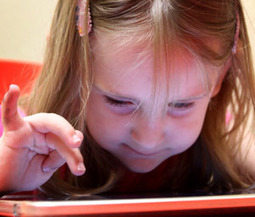 Modern tech devices, apps proving to be a powerful aid for special needs children | ADP Center for Teacher Preparation & Learning Technologies | Scoop.it