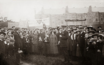 Hayes Peoples History: 100th Anniversary - Kilbirnie Women Workers Strike 1913 | Unions and Labour | Scoop.it