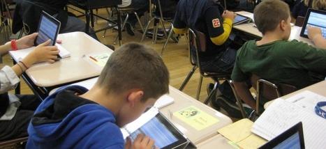 Pour apprendre, mieux vaut une tablette pour deux qu'une tablette par personne | mlearn | Scoop.it