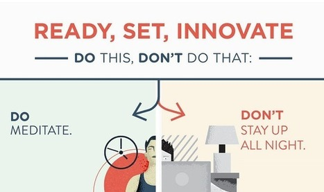 How You're Killing Your Own Creativity #infographic | Advanced Business Creation | Scoop.it