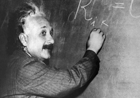 Putting Einstein to work for your investing future - MarketWatch | stock market | Scoop.it