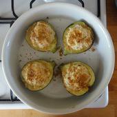 Stuffed Round Zucchini | Vegetarianism | Scoop.it