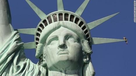 La Estatua de la Libertad reabrirá el 4 de julio tras daños por Sandy ... | Un poco del mundo para Colombia | Scoop.it