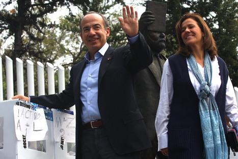 Margarita Zavala se resiste al anonimato y exhorta a dejar de quejarse   Seguridad, terrorismo y narcotráfico   Scoop.it