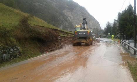 Intempéries dans les Hautes-Pyrénées: éboulement à Camous et école de Sarracolin évacuée | Vallée d'Aure - Pyrénées | Scoop.it