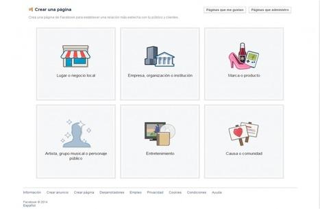 ¿Cómo usar Facebook en mi pequeño Negocio? (Parte 1) | AgenciaTAV - Asistencia Virtual | Scoop.it