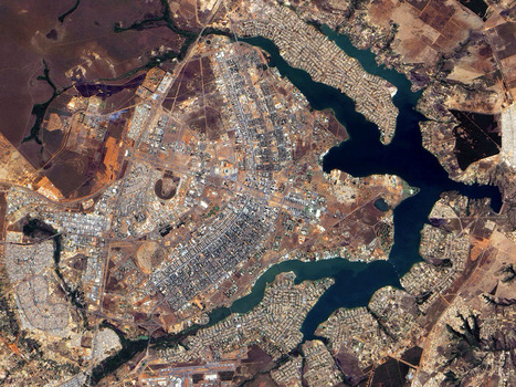 The Beauty of Urban Planning from Space | Eye of the beholder | Scoop.it
