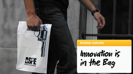 Innovation is in the Bag | The Jazz of Innovation | Scoop.it