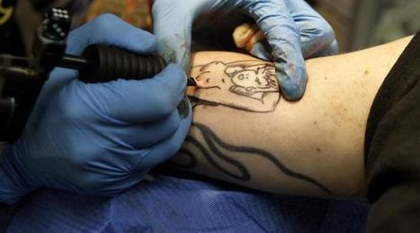 Tatouages : attention, ils peuvent être cancérigènes | Autres Vérités | Scoop.it