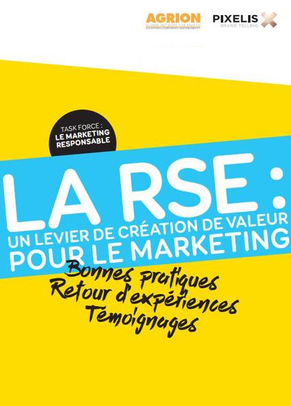 La RSE : Un levier de création de valeur pour le marketing   Médiathèque SciencesCom   Scoop.it