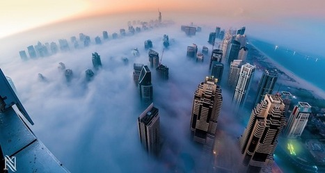 Death-Defying Photos of Dubai Cityscape Will Leave You Breathless. | ViceDaily | Scoop.it