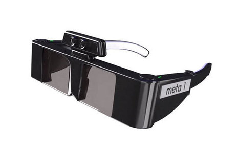 Meta And Epson Create Wearable Augmented Reality Glasses With 3D Hand Tracking Support   new tech Callum Cole   Scoop.it