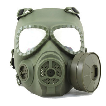 Numen M04 Gas Mask (OD) Tactical Plastic Airsoft Mask | Airsoft Paintball Mask | Scoop.it