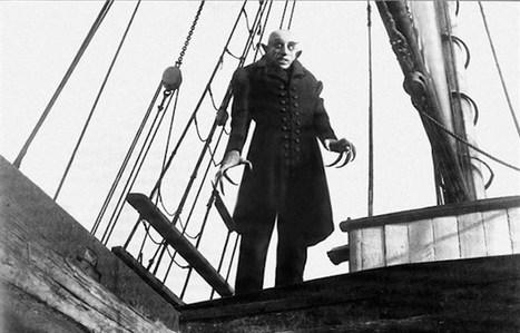 Doug Jones Getting His Fangs on in 'Nosferatu' Remake - Bloody Disgusting! | Gothic Literature | Scoop.it