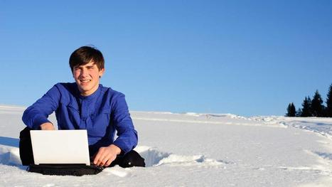 Could 'Cyber Snow Days' Become Reality? | the on-demand world | Scoop.it