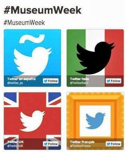 Tutti i piccoli musei su Twitter da lunedì 24 a domenica 30 marzo: una iniziativa europea | Piccoli Musei | Scoop.it