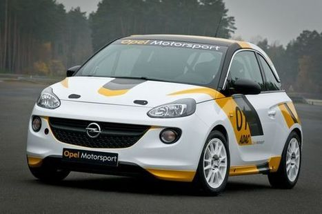 Opel ADAM Cup 2013 (Course Automobile - Route) | Auto , mécaniques et sport automobiles | Scoop.it