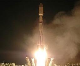 Arianespace Launches Six Globalstar Birds Using Starsem Soyuz | Astronomy News | Scoop.it
