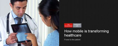 Report: How mobile is transforming healthcare | The mobile health (salud móvil) | Scoop.it