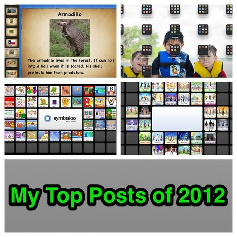 Top Posts of 2012 From Kindergarten Teacher's Blog Focused On Tech | Tech in Kindergarten | Scoop.it
