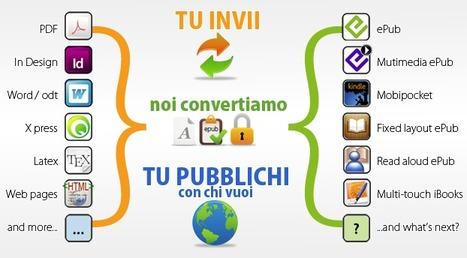 Crea il tuo eBook con ePubMatic | Diventa editore di te stesso | Scoop.it