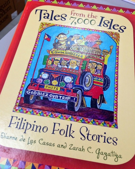 School Librarian in Action: An Award for Tales From the 7,000 Isles: Filipino Folk Stories   School Librarian In Action @ Scoop It!   Scoop.it