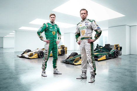 2016 IndyCar Teams Photoshoot | Automotive Photography Techniques, Tutorials, & Inspiration | Scoop.it