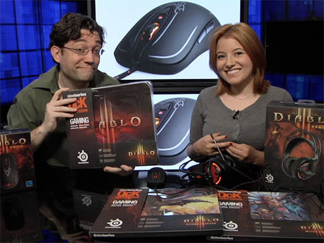 Steelseries Diablo 3 Gaming Gear Review | ΜyReview.gr | Scoop.it