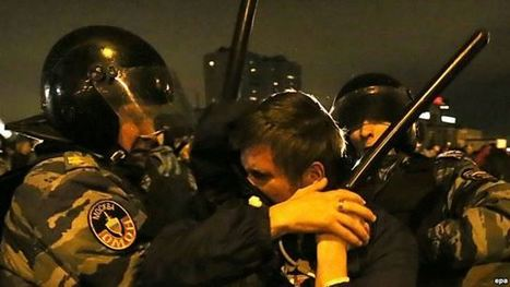 Amid Crackdown, Putin Reportedly Plans Human Rights Award   Law & Human Rights   Scoop.it