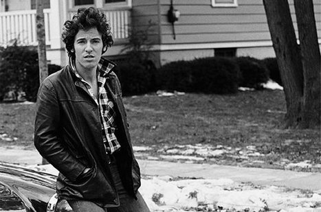 Born To Run : Springsteen vu par Springsteen - Rue Rezzonico | Bruce Springsteen | Scoop.it
