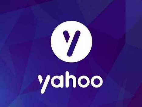 Marissa Mayer's Design Intern Had Another Idea For Yahoo's New Logo - Business Insider | Logo Design Inspiration | Scoop.it