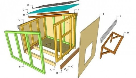 Free basic cubby house plans