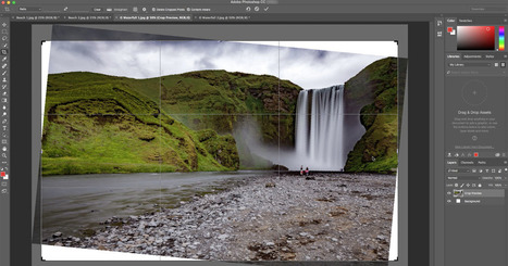 Content Aware Crop is Coming to Photoshop: Here's a Sneak Peek | CLOVER ENTERPRISES ''THE ENTERTAINMENT OF CHOICE'' | Scoop.it