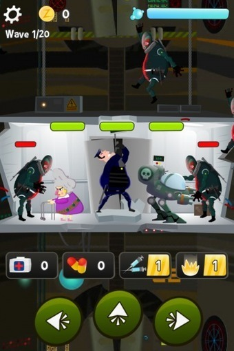 Zombie Apocalift Review - 148Apps | Apps Hub | Scoop.it