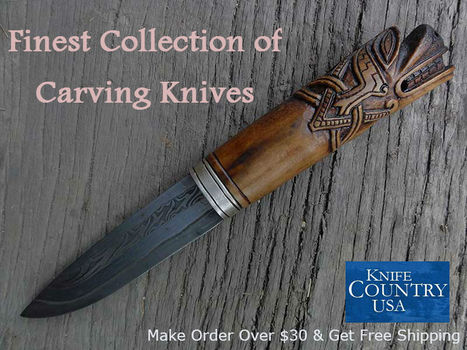 Carving Knives - Knife Country, USA   Shop Survival Gears and Accessories Online   Scoop.it