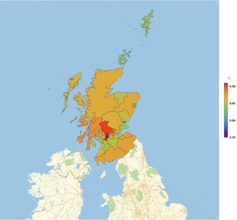 Results for the Scottish Independence Referendum - Online Technical Discussion Groups—Wolfram Community | Data Science | Scoop.it
