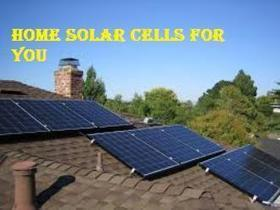 Homemade Solar Cells | Real Estate | Scoop.it