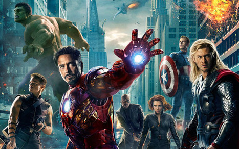 'The Avengers': The First All-Star Movie By Design | Saint Louis Who's Who & What's What | Scoop.it