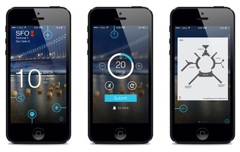 The 5 Best Smartphone Apps You Should Try This Week   TIME   How to Use an iPhone Well   Scoop.it