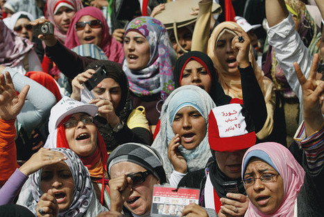 A Warning for Women of the Arab Spring by Shirin Ebadi | Martin Kramer on the Middle East | Scoop.it